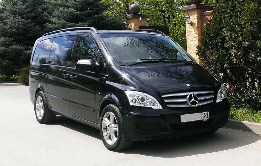 Mercedes-Benz Viana (6мест)