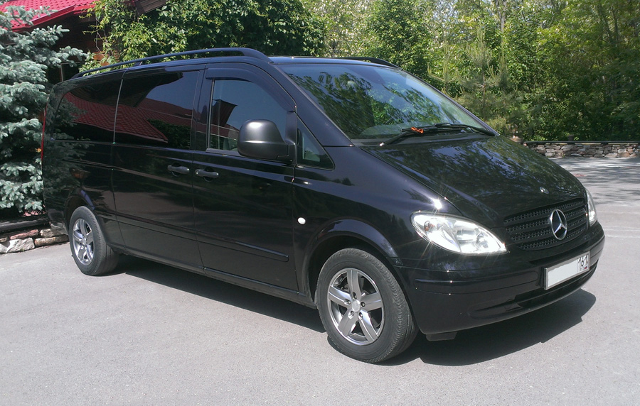 Mercedes-Benz Vito Long (8 мест)