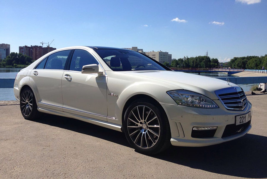 Mersedes W221 S500