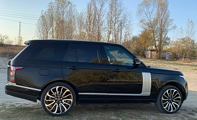 Фото Range Rover Vogue