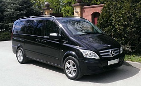 Фото Mercedes-Benz Viana (6мест)
